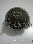 Авиационные часы-хронограф. 1МЧЗ.