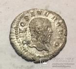 Денарий Септимия Севера.Посмертный.RIC 191f., фото №11