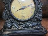 Часы Севани в подчаснике литье КУСА.- охота photo 4