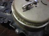 Часы Севани в подчаснике литье КУСА.- охота photo 7
