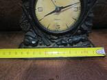 Часы Севани в подчаснике литье КУСА.- охота photo 10