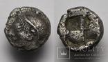 Іонія, м.Фокея, срібний діобол 510-494 до н.е.