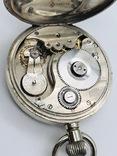 Карманные часы Omega 8 Days.