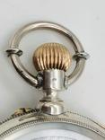 Антикварные часы в серебре. photo 3