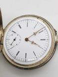 Антикварные часы в серебре. photo 5