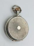 Антикварные часы в серебре. photo 9