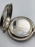 Антикварные часы в серебре. photo 10