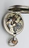Антикварные часы в серебре. photo 11