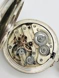 Антикварные часы в серебре. photo 12