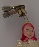 """Ялинкова іграшка """"Дівчинка"""" (5), фото №5"""