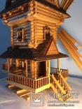Мельница деревянная, фото №6