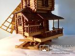 Мельница деревянная, фото №7