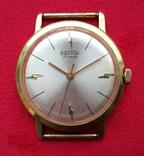 Часы Восток СССР. Позолота AU20