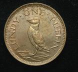 Ланди 1 паффин 1929 Unc оригинал