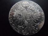 Таллер 1780 Австрия Мария Терезия серебро 28 гр. (4.5.4)~