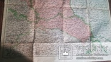 Карта земель польських. Військова. Mapa ziem polskich., фото №6