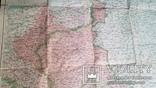Карта земель польських. Військова. Mapa ziem polskich., фото №7