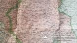 Карта земель польських. Військова. Mapa ziem polskich., фото №9