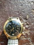 Наручные часы - хронограф - Полет. photo 1