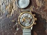Наручные часы - хронограф - Полет. photo 4