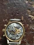 Наручные часы - хронограф - Полет. photo 6