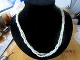 Ожерелье намисто бисером, фото №3