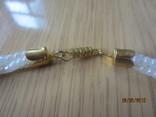 Ожерелье намисто бисером, фото №6