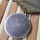 Медаль за Боевые заслуги штихельная