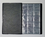 Альбом для монет 240 средних ячеек (35*35 мм), фото №4