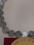 Памятная медаль с гравировкой photo 5