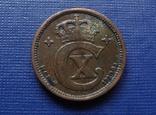 1 эре 1920 Дания    (Г.5.64)~, фото №3