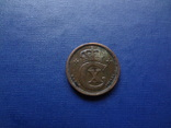 1 эре 1920 Дания    (Г.5.64)~, фото №4