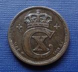 1 эре 1915 Дания (Г.5.68), фото №3