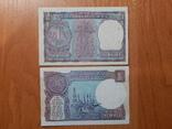 2 боны по 1 рупии, Индия photo 2