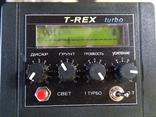 T-Rex turbo(вайтс трех тональный). photo 1