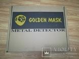 Golden mask thracian 18 khz teleskop photo 4