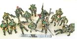 Новые большие и реалистичные фигурки солдат и техники Десантная рота США, фото №10