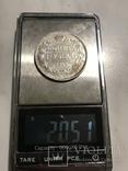 Монета РУБЛЬ 1844 MW ( Варшава ), фото №11