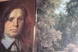 Фрагменты картин музея Метрополитен 1975 год, фото №9