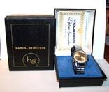 Часы watch Helbros автоподзавод в кейсе с коробкой photo 1