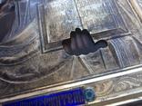 Икона Спаситель 84,эмаль, горящая позолота photo 7