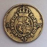 1/2 Эскудо 1786г. Испания photo 2