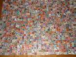 Марки оптом 1000 штук розпродаж , різних країн світу №7 photo 1