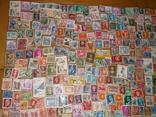 Марки оптом 1000 штук розпродаж , різних країн світу №7 photo 2
