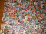 Марки оптом 1000 штук розпродаж , різних країн світу №7 photo 3