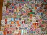 Марки оптом 1000 штук розпродаж , різних країн світу №7 photo 4