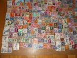 Марки оптом 1000 штук розпродаж , різних країн світу №7 photo 5