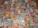 Марки оптом 1000 штук розпродаж , різних країн світу №7 photo 7