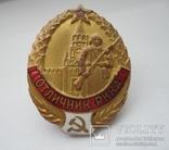 Отличник РККА № 48744 photo 1
