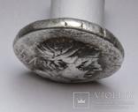 Каппадокійське царство, срібна драхма Аріобарзана I Філоромея, 96-63 до н.е., м.Євсебія photo 9